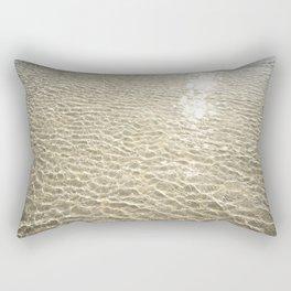 Beach - Waves Rectangular Pillow