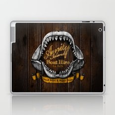Amity Island Boat Hire Laptop & iPad Skin