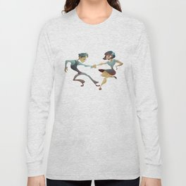 Swing dance 2 Long Sleeve T-shirt