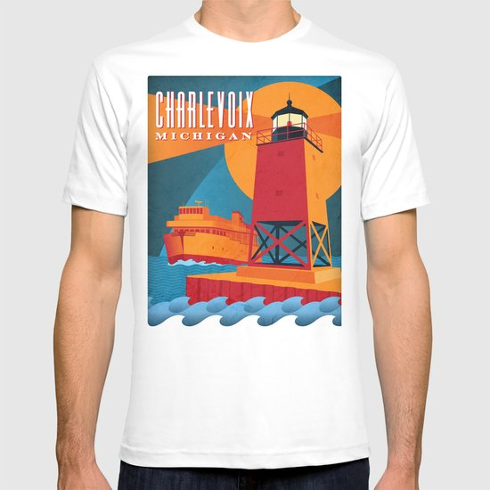Charlevoix The Beautiful T-shirt