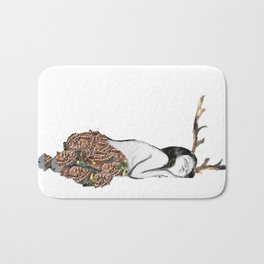 The Sleeping Centaur Bath Mat
