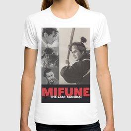Mifune: The Last Samurai T-shirt