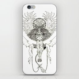 Major Arcana XV The Devil iPhone Skin