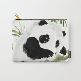 Baby Panda Carry-All Pouch