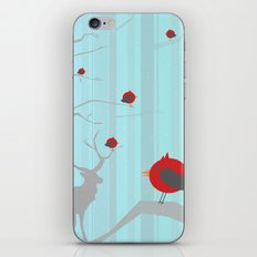Winter Holidays iPhone & iPod Skin