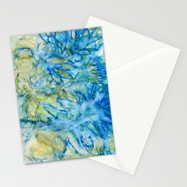 Abstract No. 244 Stationery Cards