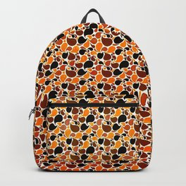 Autumn paisley Backpack