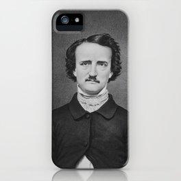 Edgar Allan Poe iPhone Case