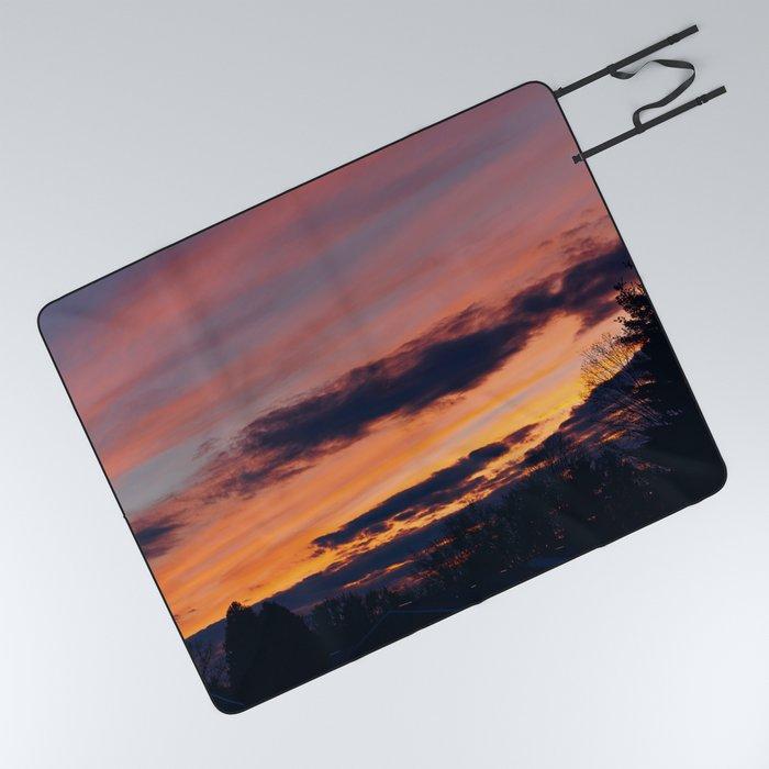 Twilight Picnic Blanket