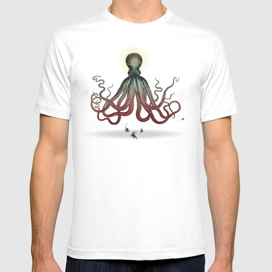 Octoverlord T-shirt