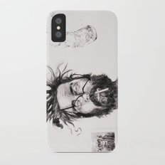 Domesticated #1 iPhone X Slim Case