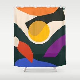 Jazz Fest Shower Curtain