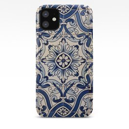 Beautiful Blue Portuguese tile - Azulejo iPhone Case