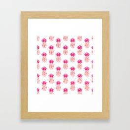 Hala Kahiki Pink Framed Art Print