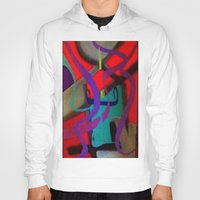 surreal Hoodies featuring Surreal by takingachancexo