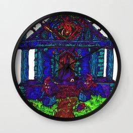 Sanctum Dismemberi Wall Clock