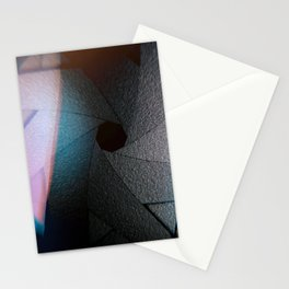 Photography Lens Diaphragm Macro Detail Stationery Cards