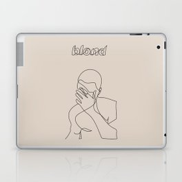 Frank | Blond Laptop & iPad Skin
