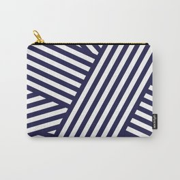 Nautical Bandaids Carry-All Pouch