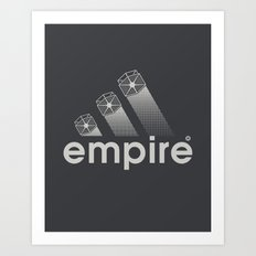 Brand Wars: Empire Art Print
