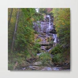 Amicalola Falls - North Georgia Metal Print