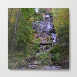 Amicalola Falls - North Georgia Metal Print