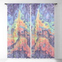 Bang Pop 152 Sheer Curtain
