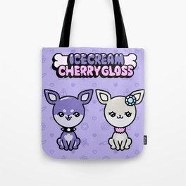 ICECREAM AND CHERRYGLOSS Tote Bag