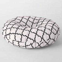 Pink Moroccan Floor Pillow
