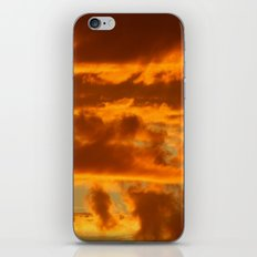 Clouds of Gold iPhone & iPod Skin