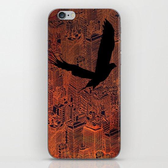 Ecotone (night) iPhone & iPod Skin