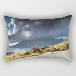 Sky fall Rectangular Pillow