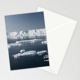 Icebergs of Antarctica II Stationery Cards