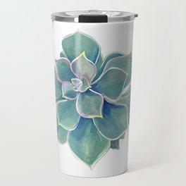 california rock rose succulent Travel Mug