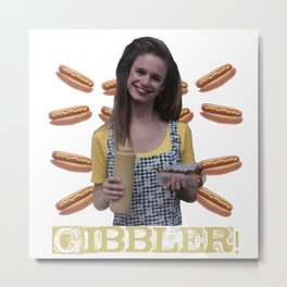 Full House- Kimmy Gibbler Metal Print