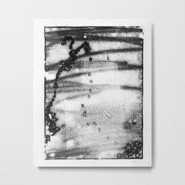 when things fell apart - i Metal Print