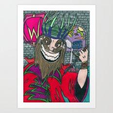 Wilson Art Print