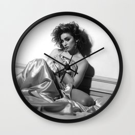 MadonnaLike a Virgin Wall Clock