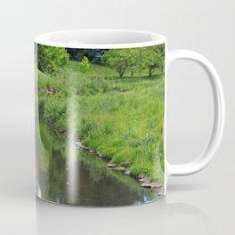 Many Rivers to Cross Coffee Mug