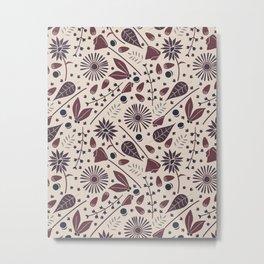 Flourish (Hibernation) Metal Print