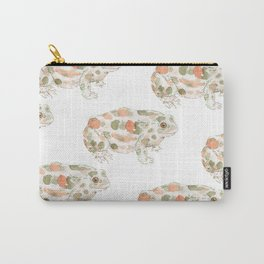 Beautiful frog Carry-All Pouch