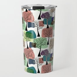 Tree & tree. Travel Mug