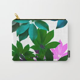 Plant, Leaf Composition Carry-All Pouch