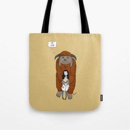 Ludo, Friend Tote Bag