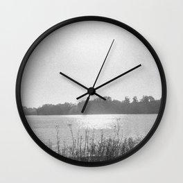 INVERNESS VII (B+W) Wall Clock