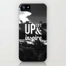 Up Lift & Inspire Slim Case iPhone (5, 5s)