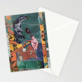 Secret Identity Stationery Cards