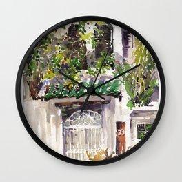 20140327 39 Emerald Hill Road, Singapore Wall Clock