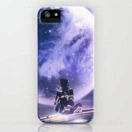 INFINITE WORLD #4 iPhone Case