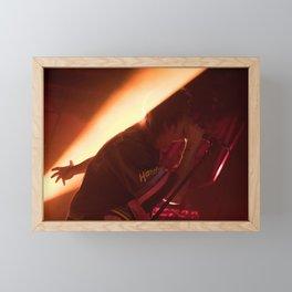Julian Casablancas of The Strokes Framed Mini Art Print